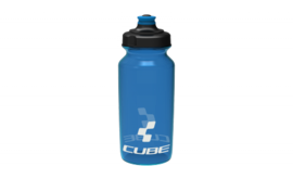 CUBE bottle 0,5l Icon blue (Sales Unit 12)