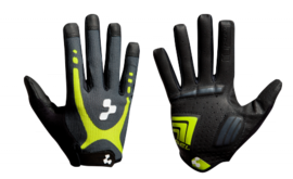 CUBE Gloves Natural Fit Touch long finger