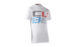 CUBE T-Shirt Cube Striped Letters (2014)