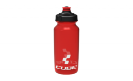 CUBE bottle 0,5l Icon red (Sales Unit 12)