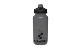 CUBE bottle 0,5l Icon black (Sales Unit 12)
