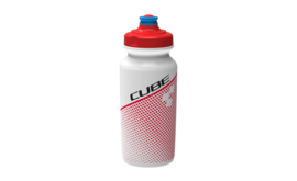 CUBE bottle 0,5l Teamline (Sales Unit 12)