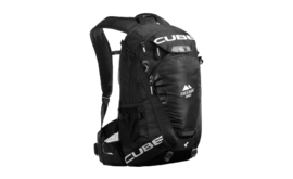 CUBE Backpack FRS 20 Protector Blackline